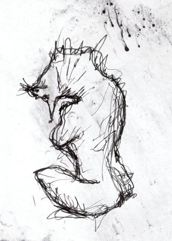 Lobo fondo